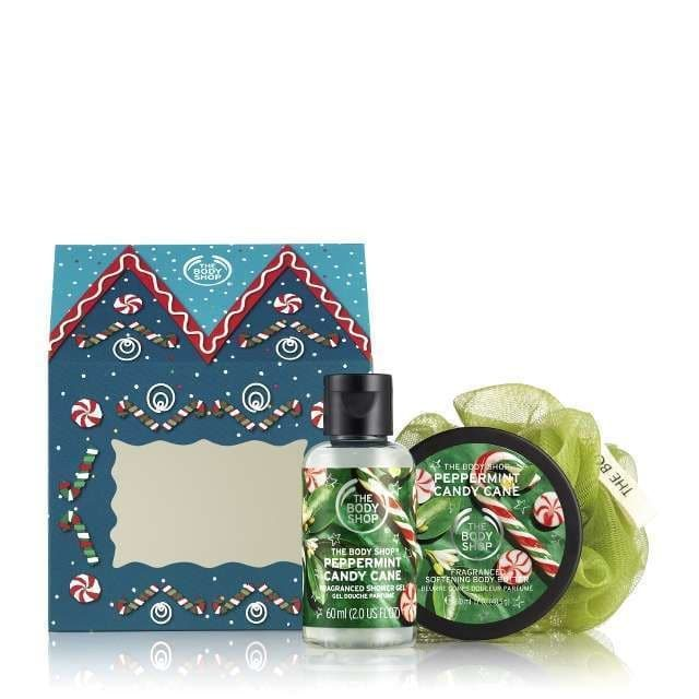 House Of Peppermint Candy Cane Delights The Body Shop Nigeria